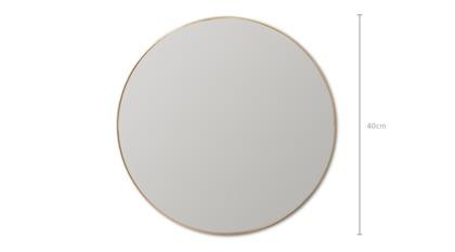 dimension of Octavio Wall Mirror