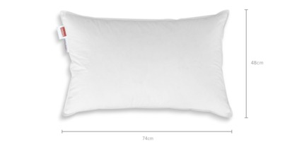 dimension of Mila Rectangular Down Feather Pillow