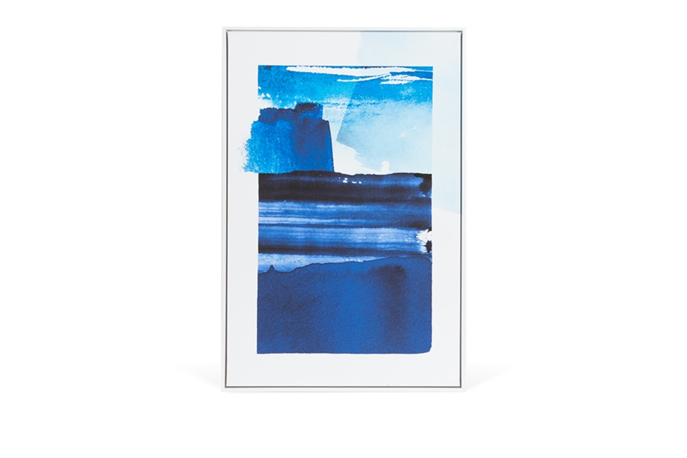 Pacific Framed Canvas Castlery Australia