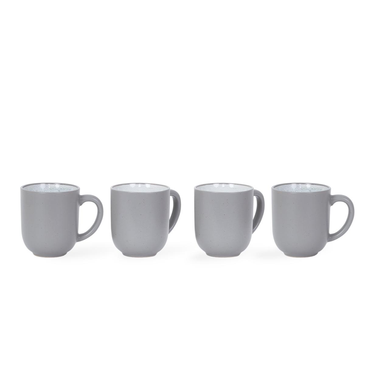 Aiko 4-Piece Mug Set
