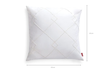 dimension of Medina Square Pillow Case Set of 2