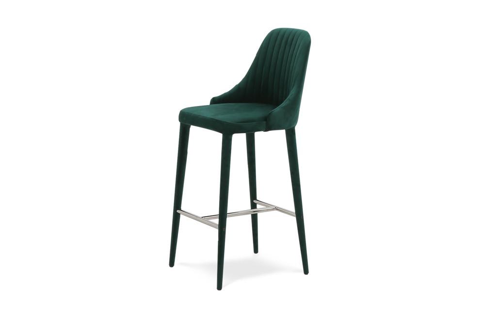 Torri Counter Chair, Fir Green | Castlery by Castlery