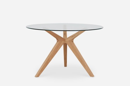 Bess Round Dining Table 120cm Castlery Australia