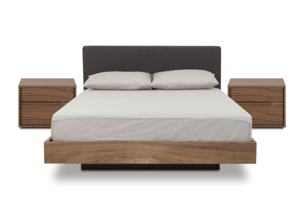 joseph bed with 2 joseph bedside tables tpb br0144