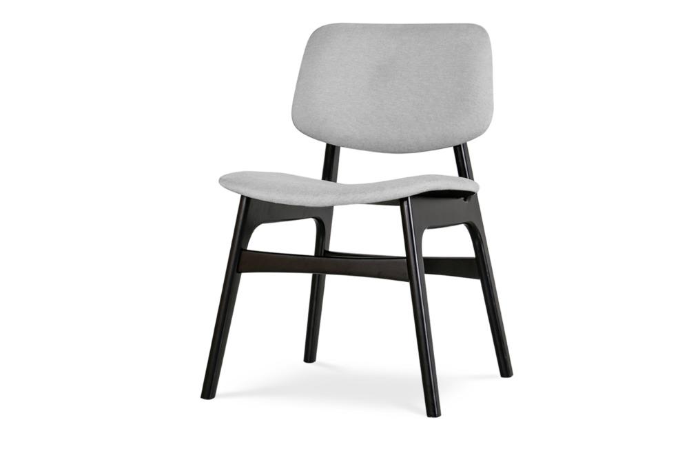 Joshua Chair Black Khaki Castlery Australia